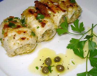 involtini di pesce a filetto