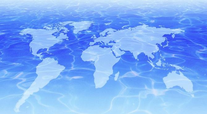 mappa-del-mondo,-sfondo-blu-189367